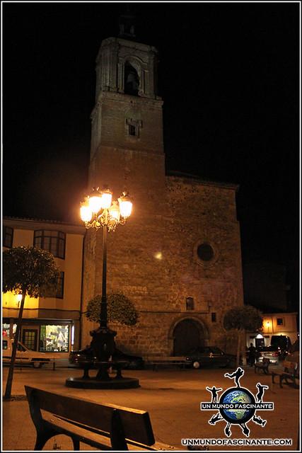 Santa María de Calatañazor, Almazán, Soria. España.
