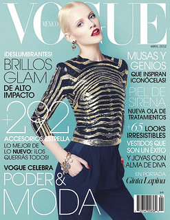 vogue mexico abril 2012