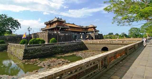 Quần thể kiến trúc di tích cố đô Huế là một kiệt tác vang danh một thời