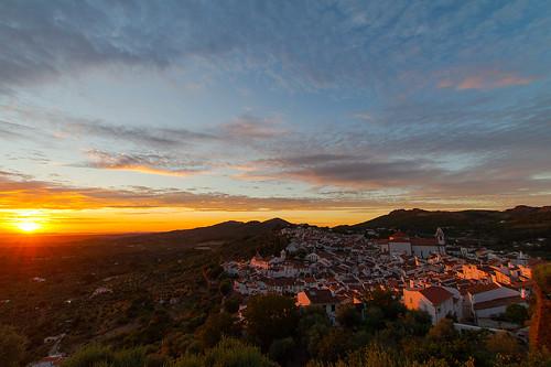 portugal sunrise alentejo 2014 portalegre castelodevide