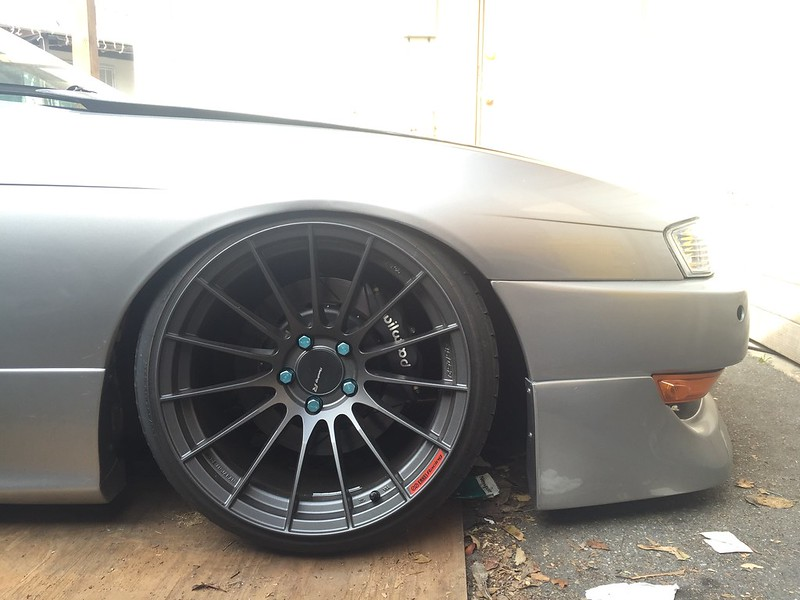 The brake swap thread page 5 zilvia forums nissan 240sx i run the wilwood kit and i love them sciox Choice Image