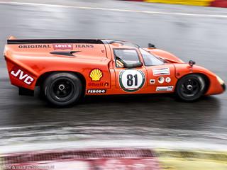 2014 Spa Six Hours: Lola T70 Mk3B
