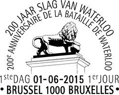 11 Bataille de Waterloo -zBXL N
