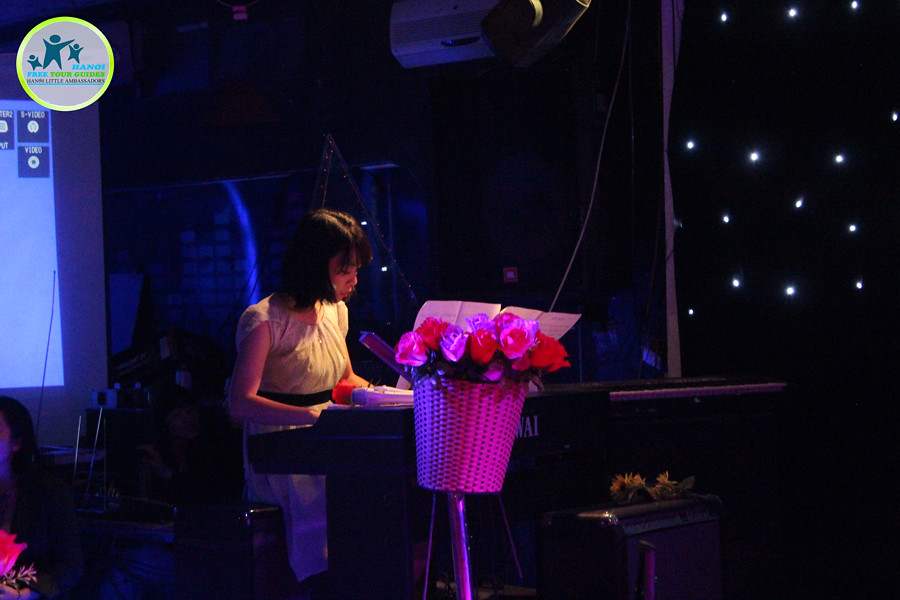 Piano Performance by Ly Tran