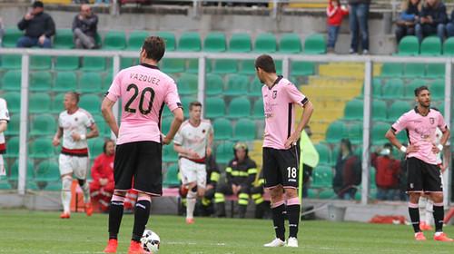 Palermo, ko anche contro il Milan$