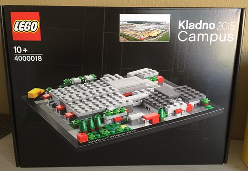 LEGO Employee Exclusive Kladno Campus 2015 (4000018)