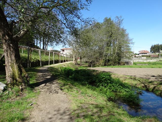 Paseo río Chanca en Meaño