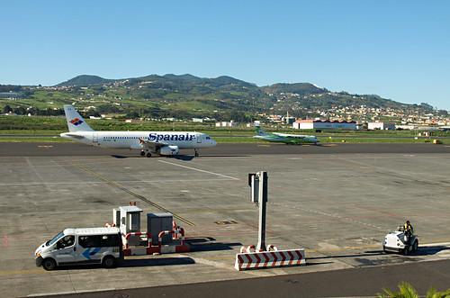 Los Rodeos, North Airport, Tenerife