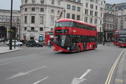LT437 LTZ1437 New Routemaster