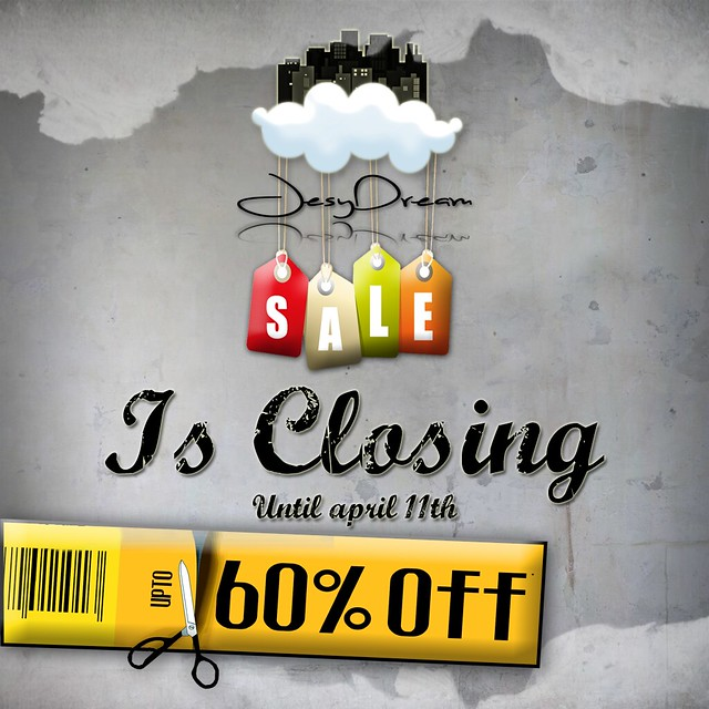 [:: JesyDream ::] Closing Sale Until april 11th - 60 %