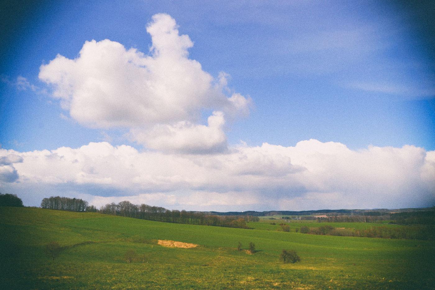 Blick vom Doberberg