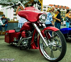 Laughlin River Run 2015 - Custom Bike Show