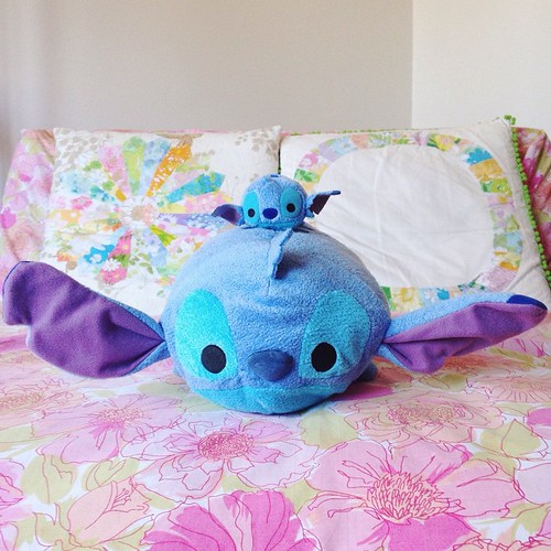 Stitch Tsum Tsum Plush