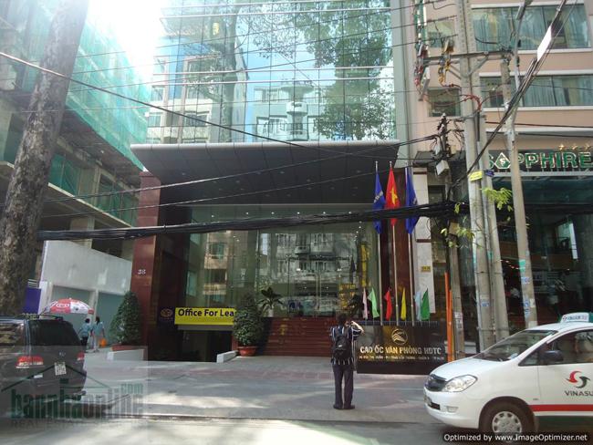 Dự án bất động sản HDTC Building