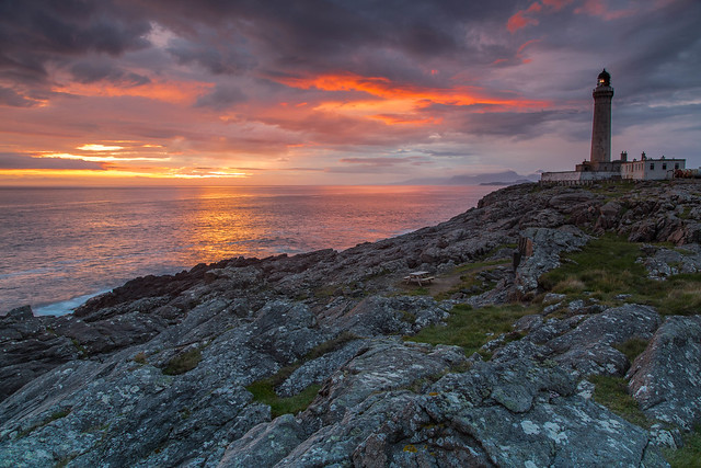 The Point of Ardnamurchan ..