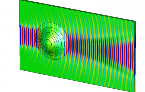 Британські вчені роблять перші кроки по створенню мантії-невидимки