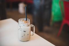 Iced Almond Coffee