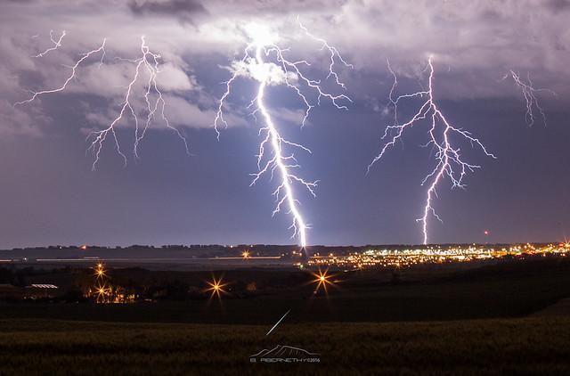 Tendrils of Lightning