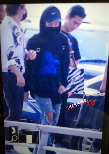 Big Bang - Incheon Airport - 07aug2015 - CharmingYB - 02