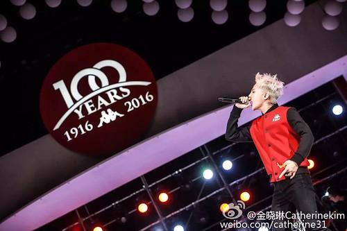 G-Dragon - Kappa 100th Anniversary Event - 26apr2016 - catherine31 - 06