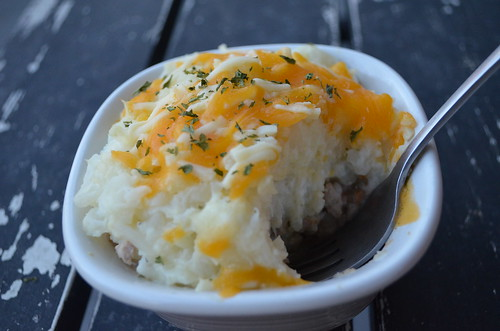 Low Carb Ramekin Shepherds Pie Bariatric Foodie