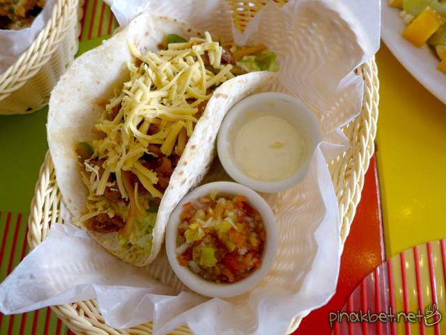 Beef Taco (125 Pesos)