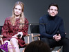 Lily James & Richard Madden by ArtistApproach