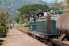Class W3 665 at Gampola near Kandy