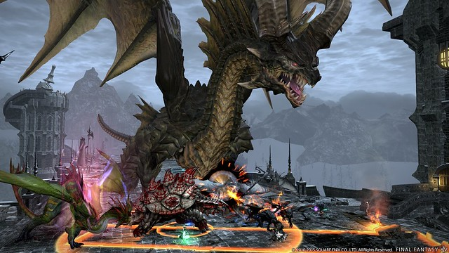 Final Fantasy XIV Patch 2.55