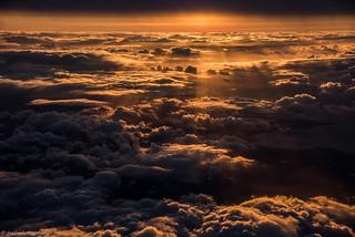 Sunset Over Atlantic #3