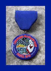 I Remember PLAYLAND PARK 2015 San Antonio Fiesta Medal