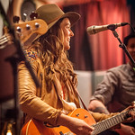 Thu, 12/03/2015 - 8:29pm - Brandi Carlile, Phil and Tim Hanseroth and the band, Electric Lady Studios session, NYC. Hosted by Rita Houston. Photo by Gus Philippas.