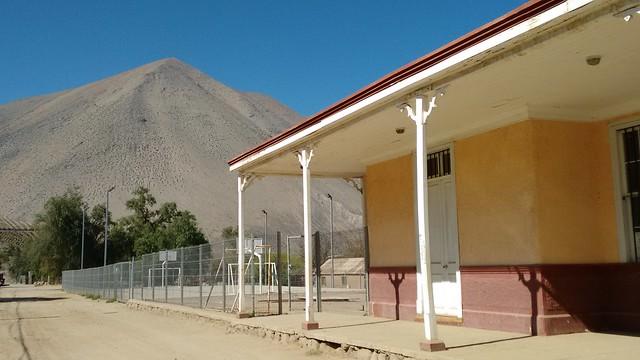 El Arenal, Valle de Elqui, Chile