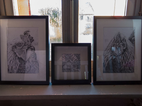 Drawings for the exhibition