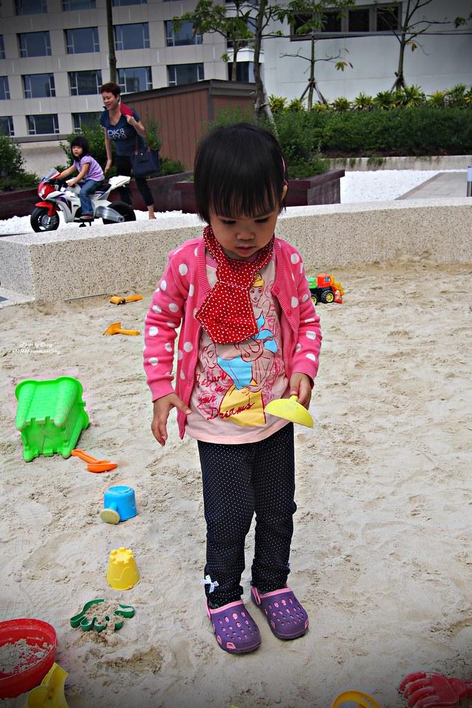 XBOX主題飯店 和逸台南館-奇趣操場-沙坑6