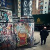 I will miss you 190 #Bowery #CityKitty #wheatpaste #graffiti #StreetArt #Manhattan #NYC