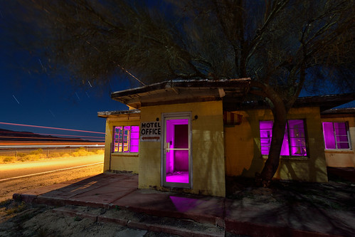 we'll leave the light on for you. yucca, az. 2015.