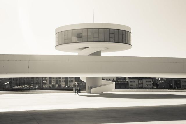 Centro Niemeyer, Aviles
