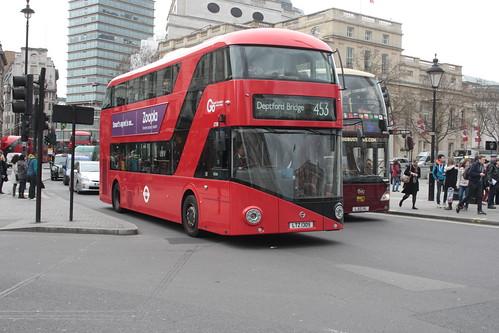 LT305 LTZ1305 New Routemaster