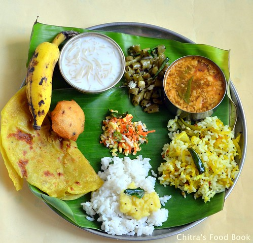 Ugadi lunch menu