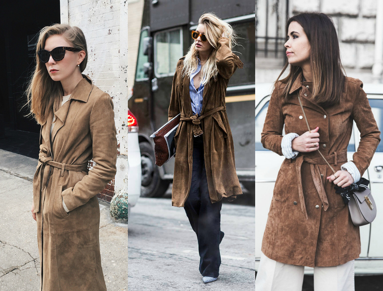 Suède trenchcoat, suede trench coat, fashionsquad, collage vintage, camille over the rainbow, fashion blogger, fashion blog, fashion trend, zomer 2015 trends, zomerjas, leren jas, stradivarius, mango suede trenchcoat, fashion is a party