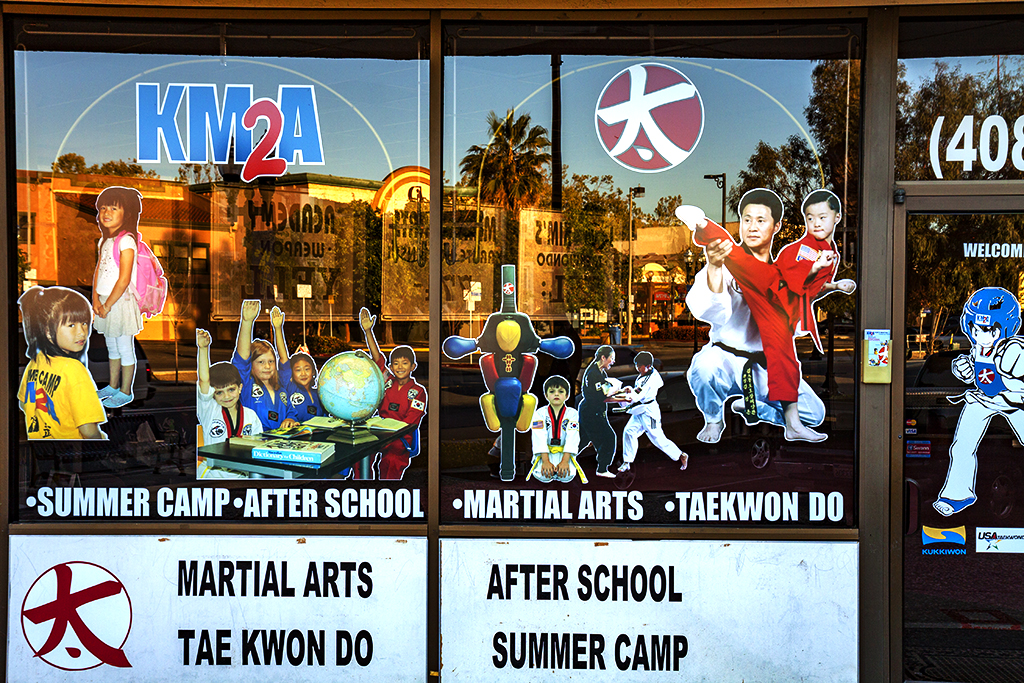 MARTIAL-ARTS-TEA-KWON-DO-AFTER-SCHOOL-SUMMER-CAMP--Sunnyvale