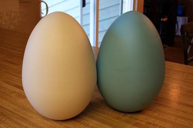 Jumbo Easter Eggs
