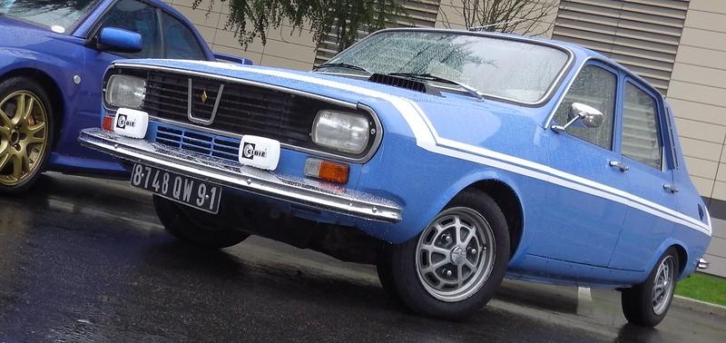 1600 Renault 12  et 1600 Secma F16 16966632321_a09280655a_c