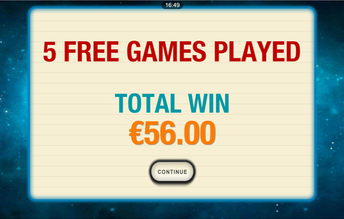 free Streak of Luck Mobile Free Spins Win