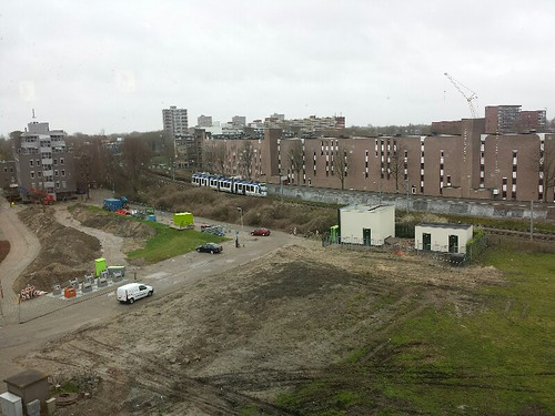 HTM Randstadrail. Zoetermeer 29 maart 2015