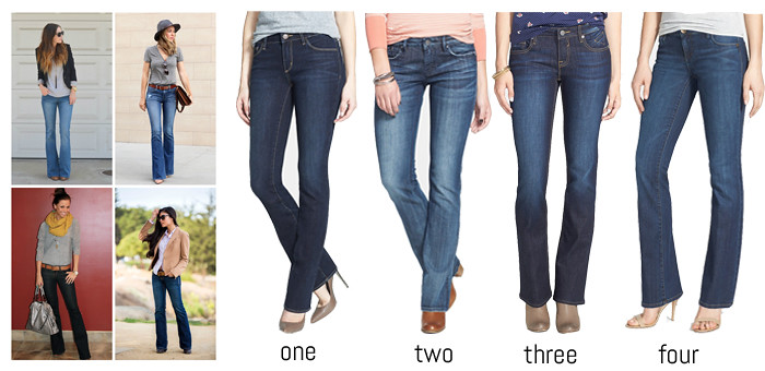 Nordstrom Bootcut jeans