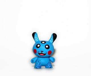 Blue Pikachu