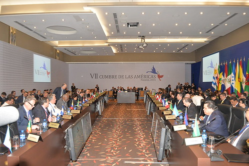 Foreign Ministers of the Americas Concluded Preparations for the Summit of Panama