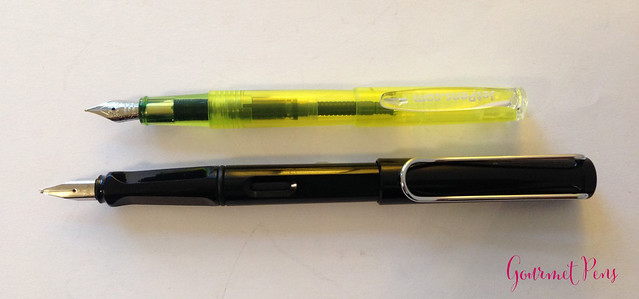 Review @JetPens Chibi Mini Fountain Pen (6)